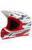 bluegrass Intox Helm black/red/white